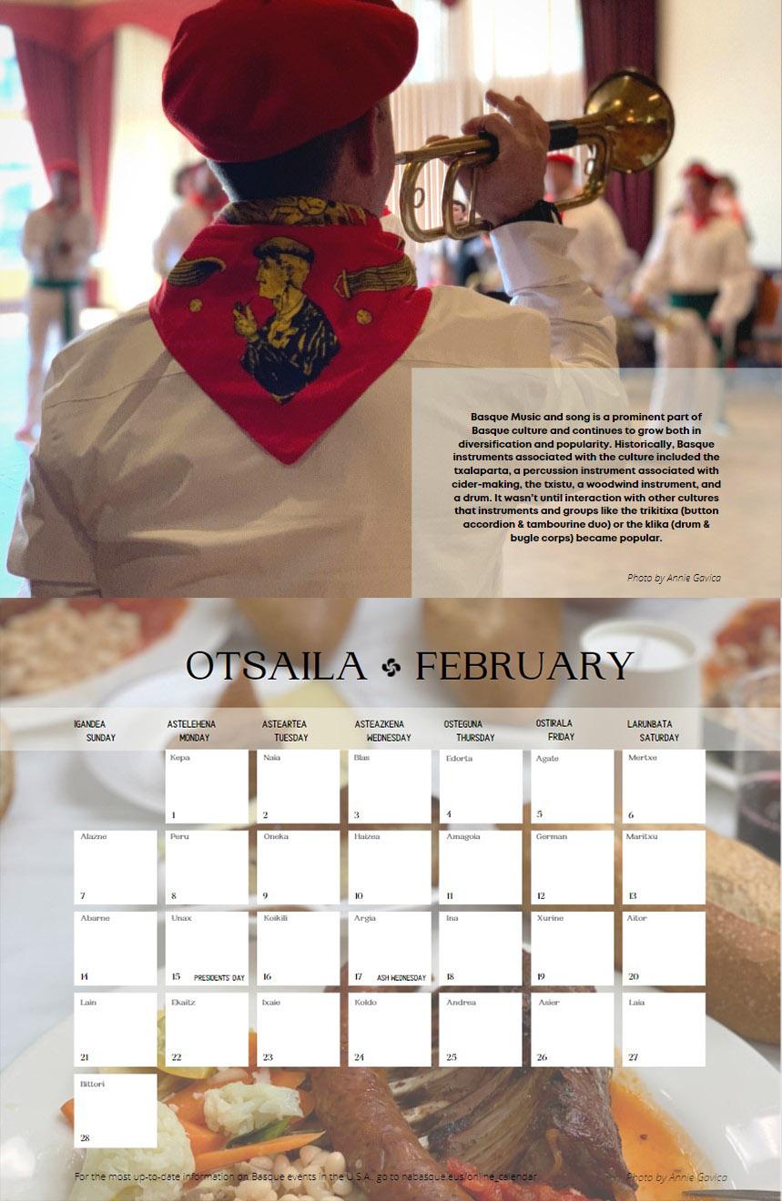 Bmcc Fall 2021 Calendar 2021 BMCC Calendar   The Basque Museum & Cultural Center | Boise, ID