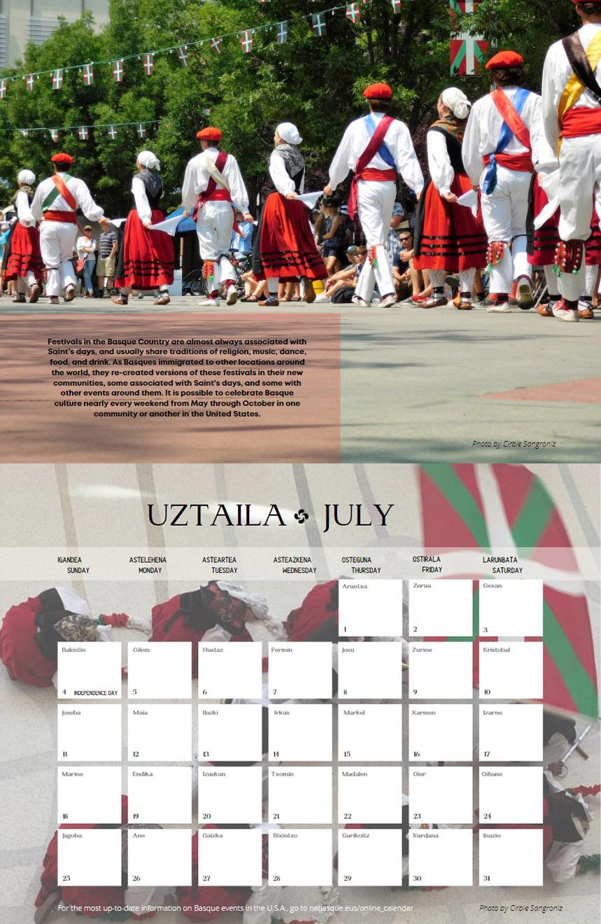 2021 BMCC Calendar   The Basque Museum & Cultural Center | Boise, ID